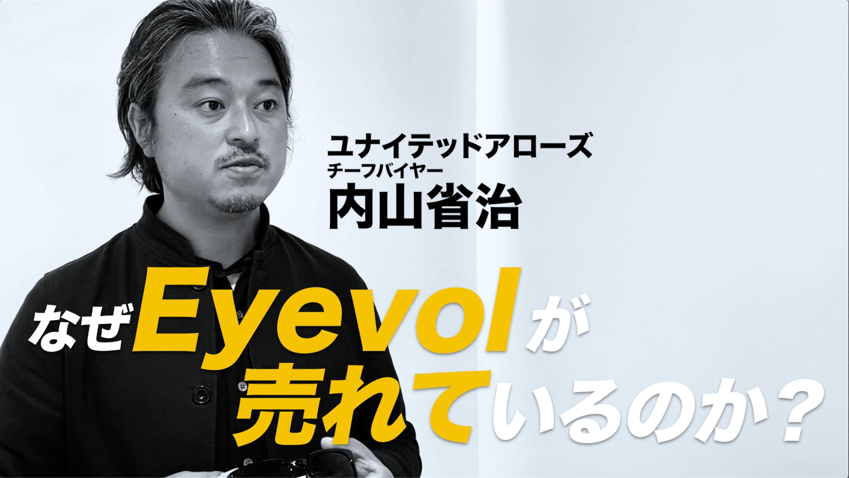 約80万回再生を獲得したスポーツサングラス「Eyevol」の動画ニュースPR