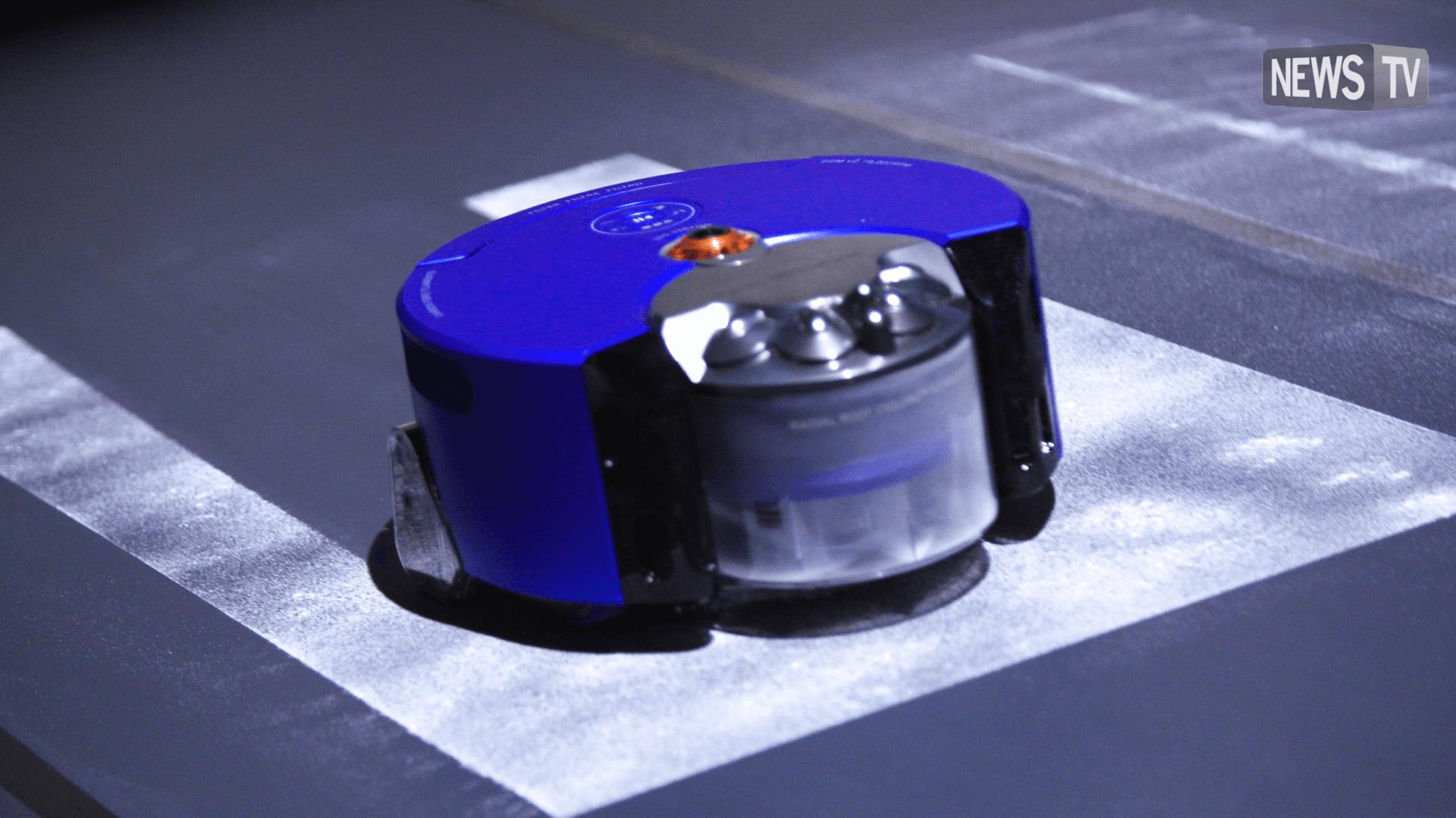 """体験会への集客に繋がる!ダイソンの新製品""""ロボット掃除機""""発表の動画ニュース"""