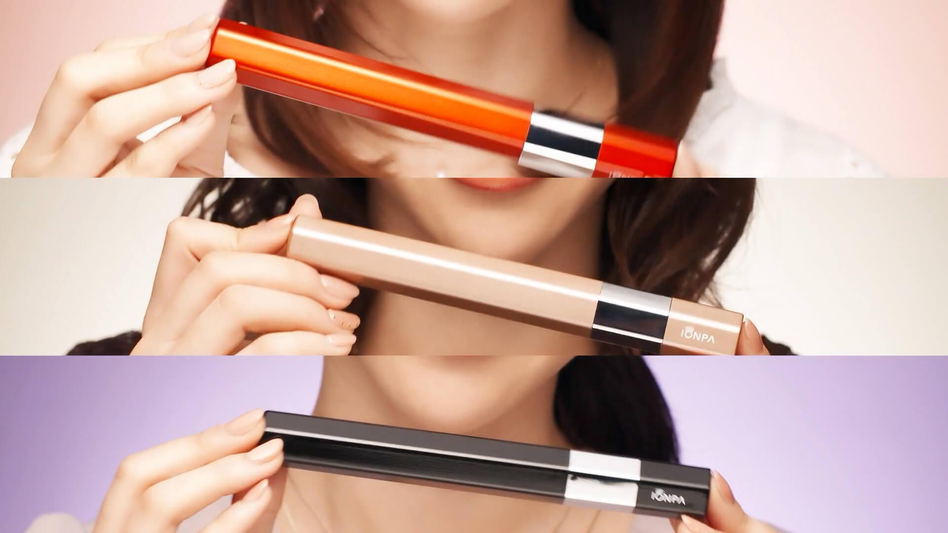 電動歯ブラシはイオン×音波振動の新時代へ 「IONPA」PR動画制作事例
