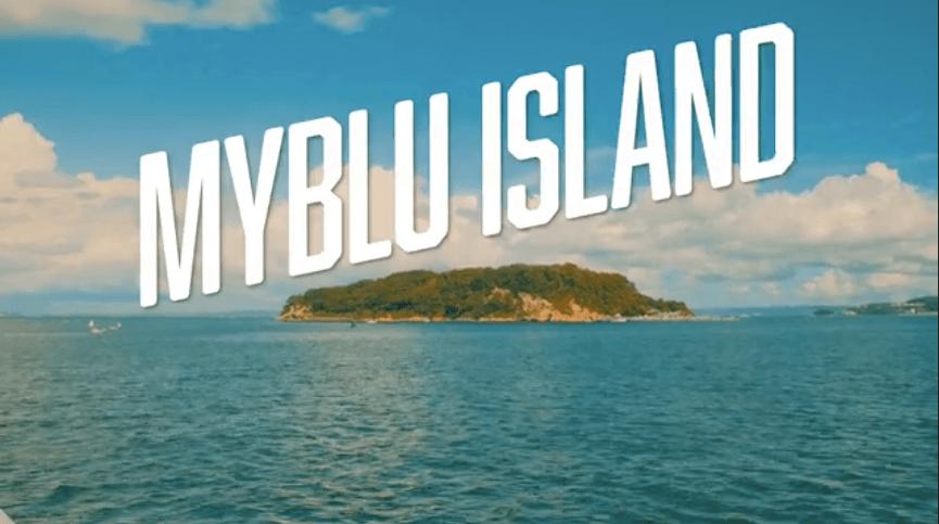 インフルエンサーたちの間でも大きな話題に!無人島パーティーのドキュメンタリー映像